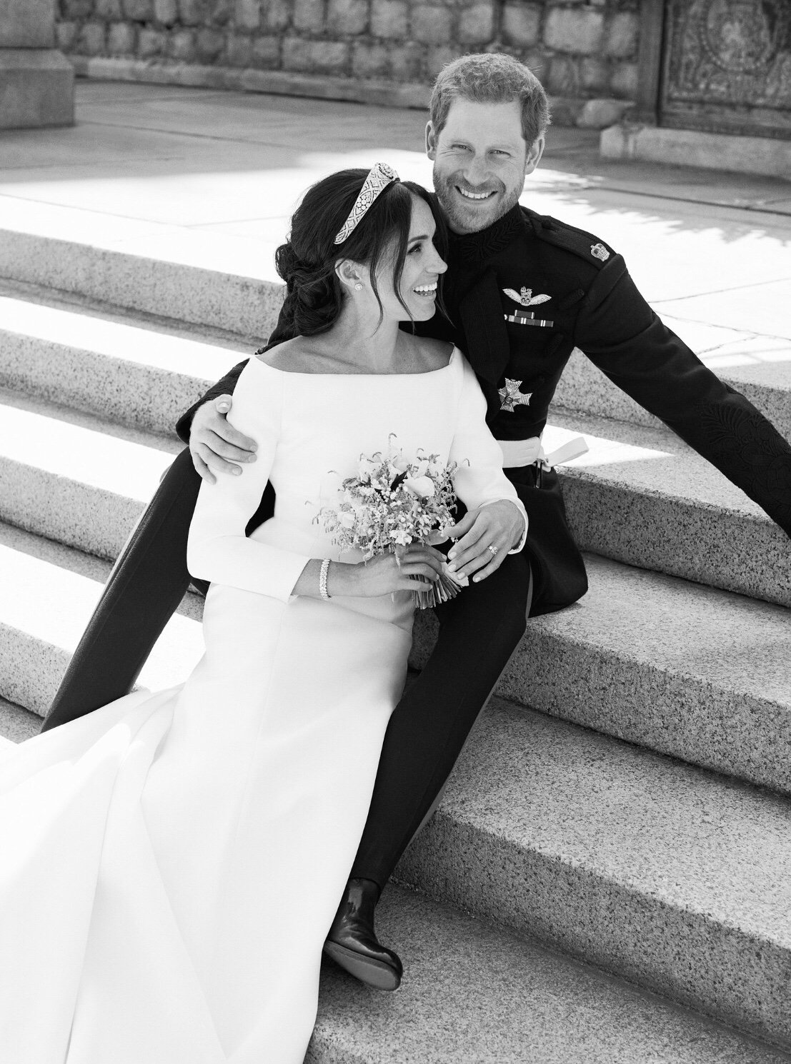 The Duke and the Duchess of Sussex